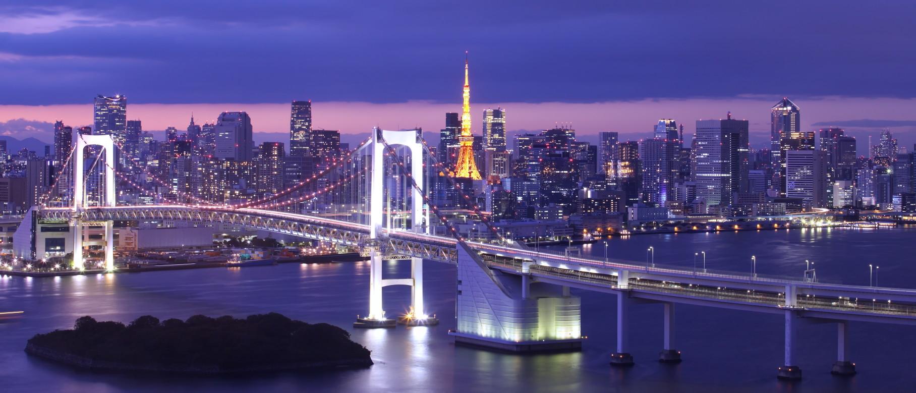 Tokio – największe atrakcje turystyczne