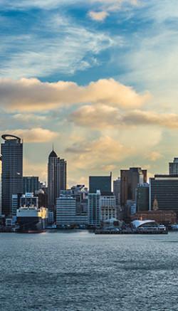 Loty do Auckland