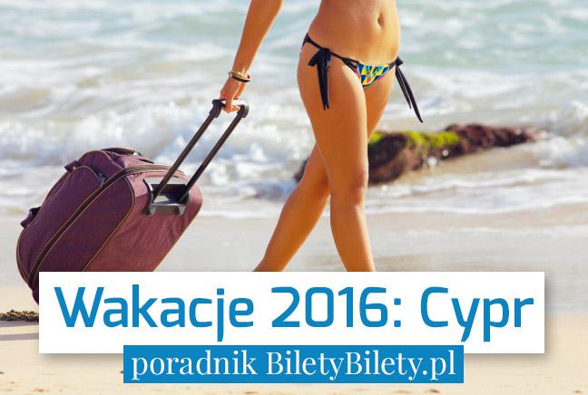Wakacje 2016: Cypr