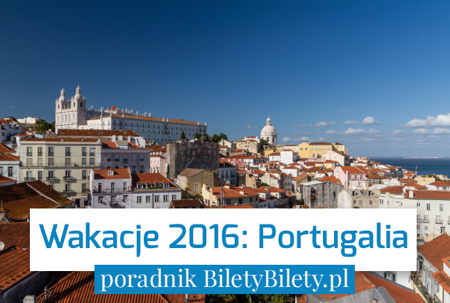 Wczasy w Portugalii