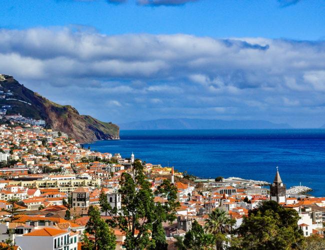 Wyloty na Maderę - loty do Funchal